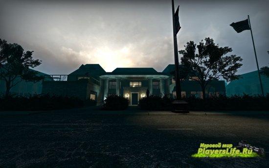 Карта Mansion Redux для Left 4 Dead 2