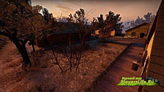 Город-призрак для Left 4 Dead 2