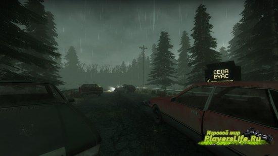 Мертвый лес (карта) для Left 4 Dead 2