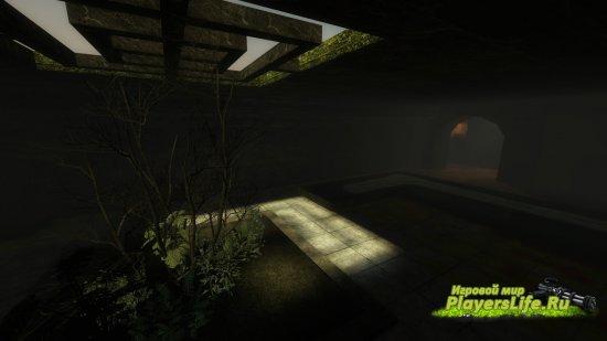 Карта Руины Сокровищ для Left 4 Dead 2