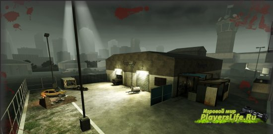 Orange (survival & Scavenge) для Left 4 Dead 2