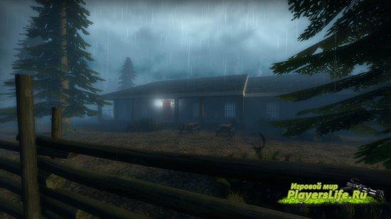 Карта Где-то в горах для Left 4 Dead 2