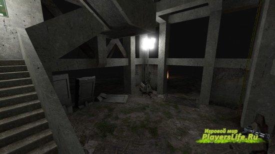 Зомби крепость для Left 4 Dead 2