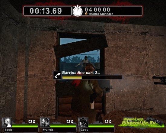 Ночь мертвецов из COD 5 для Left 4 Dead 2