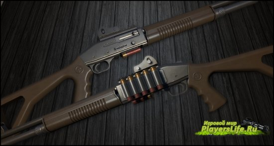 Remington 590 для CS: Source