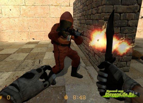 C.E.L.L CBRN из Crysis 3 для CS:S