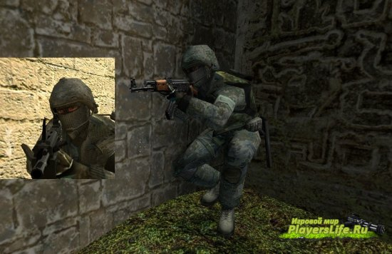 Черепашья армия для Counter-Strike Source