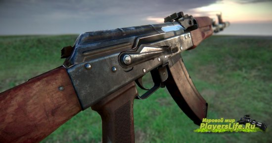 AK74 - Hollow Point для Counter-Strike Source