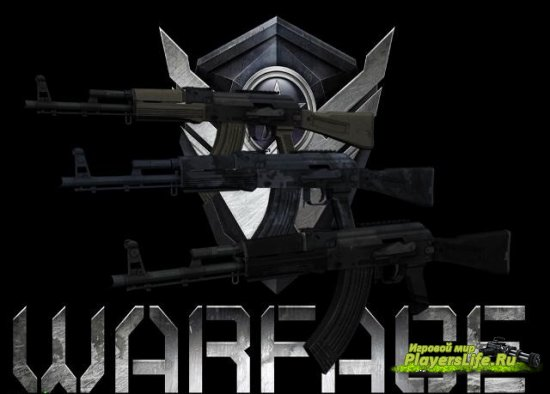 Warface AK-103 ��� Counter-Strike: Source