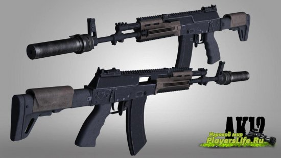 Maibatsu's Ak12 �� Casper ��� Counter-Strike: Source