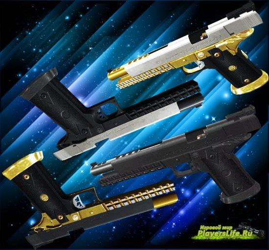 ������������� P228 (������������ ������ � �������) ��� CS:S