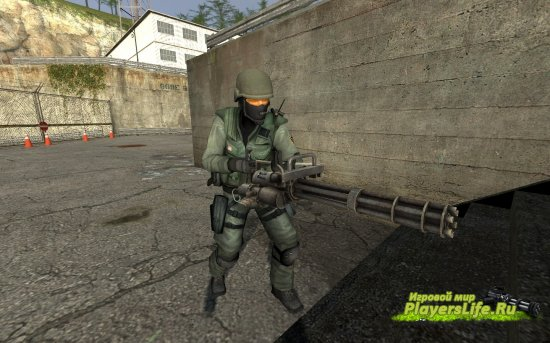 ������ �������� ��� Counter-Strike: Source