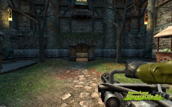 Пулемёт Гатлинга для Counter-Strike: Source