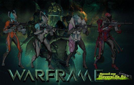 Девушки из Warframe для CS: Source