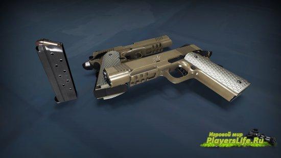 Модель оружия Seph's KDW Remake для CS:S