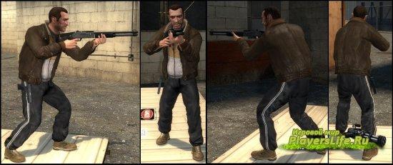 Нико Беллик для Counter-Strike: Source из GTA: IV