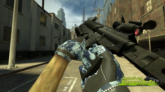 ������ �������� Camo Gloves Revisited ��� CS:S