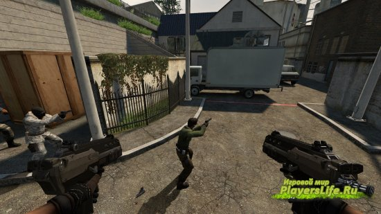 AY69 crysis 2 для Counter-Strike: Source