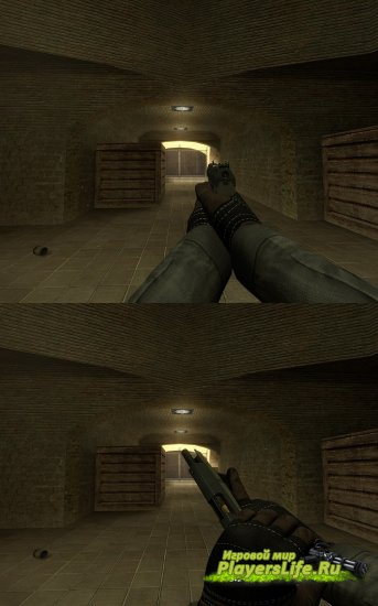 ������ Rech's Walther P99 animation ��� CS:S