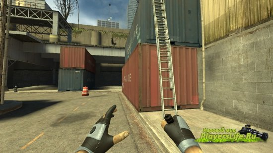 ������ �������� Task Force 141 ��� Counter-Strike Source