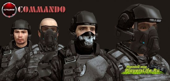 ������� Crysis ��� Counter-Strike: Source
