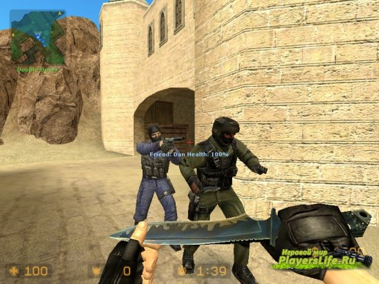 Модели из Counter-Strike 1.6 для Counter-Strike: Source