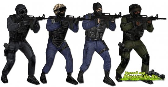 ������ �� Counter-Strike 1.6 ��� Counter-Strike: Source