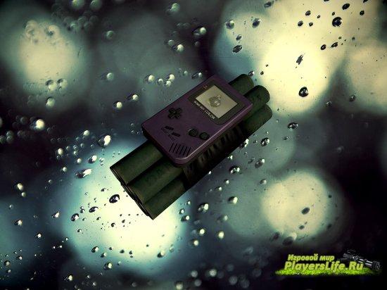 Цветная игрушка (бомба С4) для Counter-Strike: Source