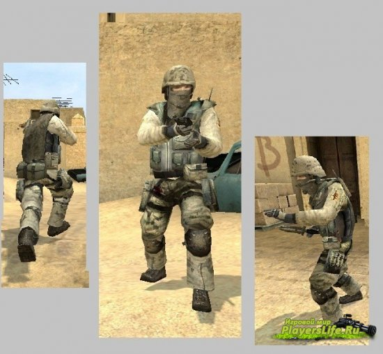����� CT Urban ��� Counter-Strike: Source