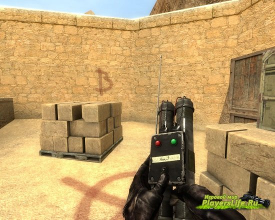 Оружия из Killing Floor для Counter-Strike: Source