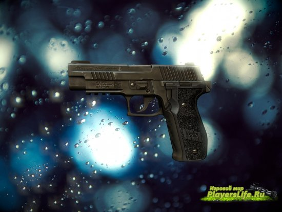 Deagle из Battlefield 4 для Counter-Strike: Source