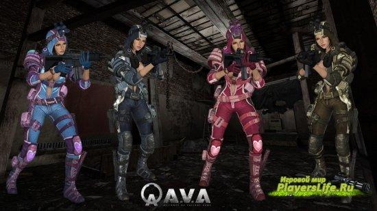 Сексапильные девушки для Counter-Strike: Source