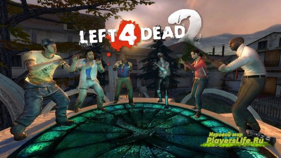 Модели из Left 4 Dead для Counter-Strike: Source