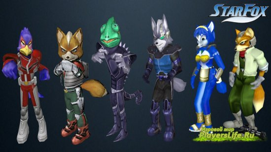 ��� Star Fox ��� Counter-Strike: Source