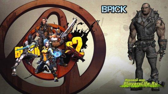 Персонаж Брик для Counter-Strike: Source