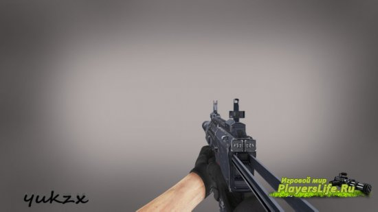 ������ ������ HK MP7 ��� Counter-Strike: Source