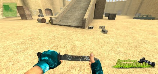 ���������� ������� �������� ��� Counter-Strike: Source