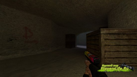 Glock-18: Градиент для Counter-Strike: Source