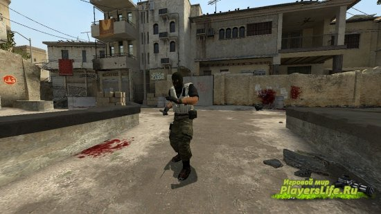 Модель Phoenix из CS:GO для Counter-Strike: Source