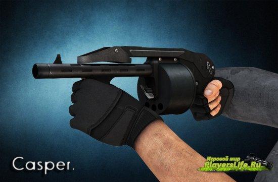Модель оружия Striker12 для Counter-Strike: Source