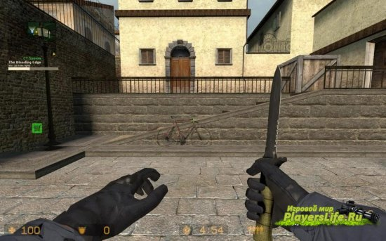 Перчатки из CS:GO для Counter-Strike: Source