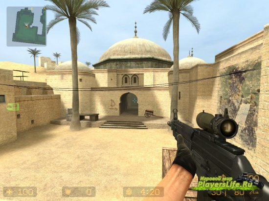 ������ ������ sg553 �� CS:GO ��� Counter-Strike: Source