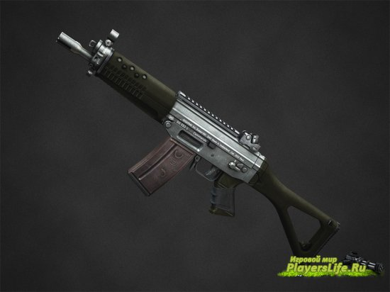 TheLama's SG552 ��� Counter-Strike: Source