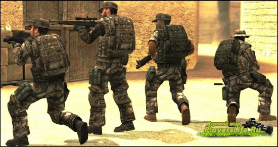 ���������� ����� ��� Counter-Strike: Source