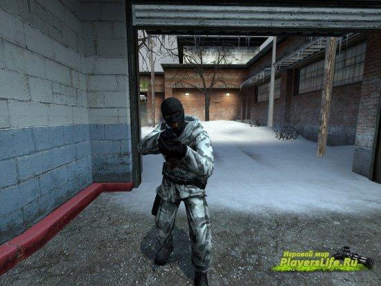 Олд скул версия Arctic для Counter-Strike: Source