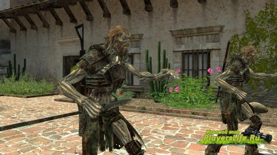 Драугры из Skyrim для Counter-Strike: Source