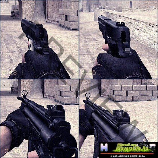 ������������ ��� ������ ��� Counter-Strike: Source