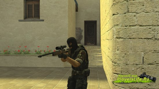 Ирландская республиканская армия для Counter-Strike: Source