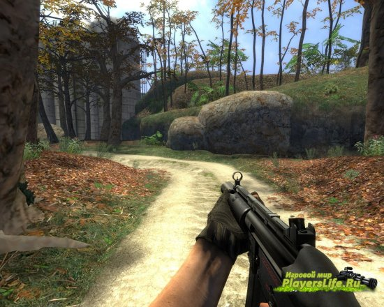 ������ ������ MP5-SD2 ��� Counter-Strike: Source
