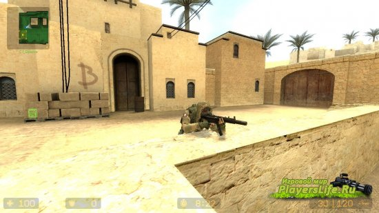 ������������ SAS ��� Counter-Strike: Source